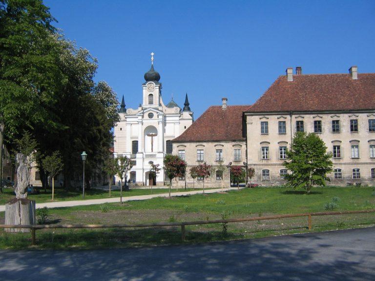 Zisterzienserkloster in Raitenhaslach