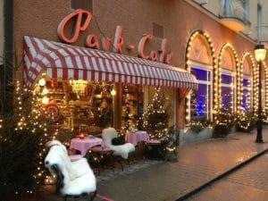 Park Café am Stadtpark Traunstein