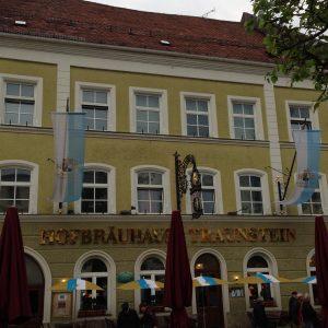 Hofbräuhaus Gaststätte in Traunstein