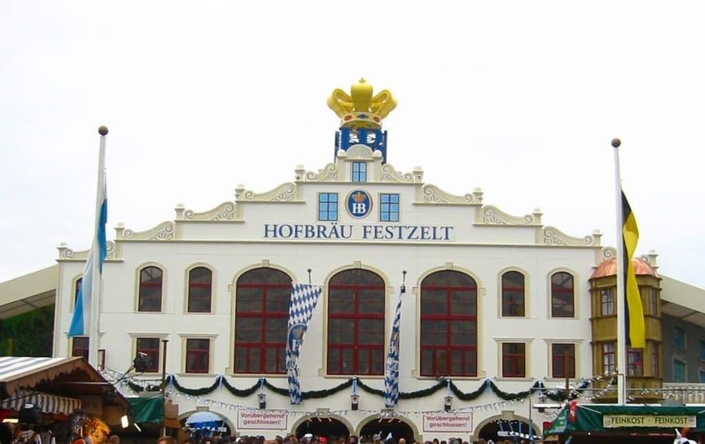 Oktoberfest Hofbräu Festzelt