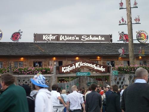 Käfers Wiesnschänke Oktoberfest