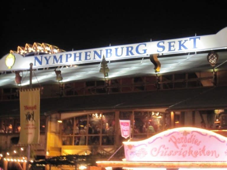 Nymphenburg Festzelt Oktoberfest